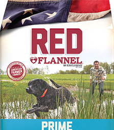 Image of Red Flannel® Prime Formula High Energy Hardworking Dog Food bag